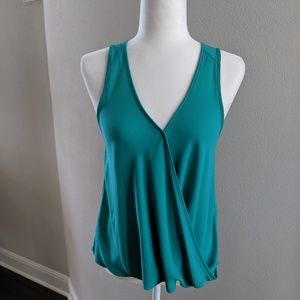NWT Lush-green sleeveless top